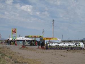 Arizona gas bar