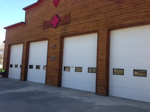 Darby Montana Fire Hall