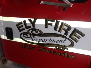 Ely Fire Department Nevada