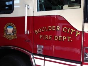 Boulder City Fire Dept
