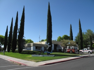 Kingman Fire Station