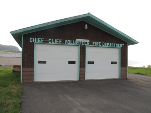 Chief Cliff Fire Department