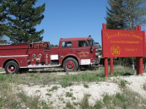 Trego Fortaine Stryker Volunteer Fire Dept