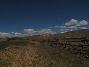 Near Darby Montana