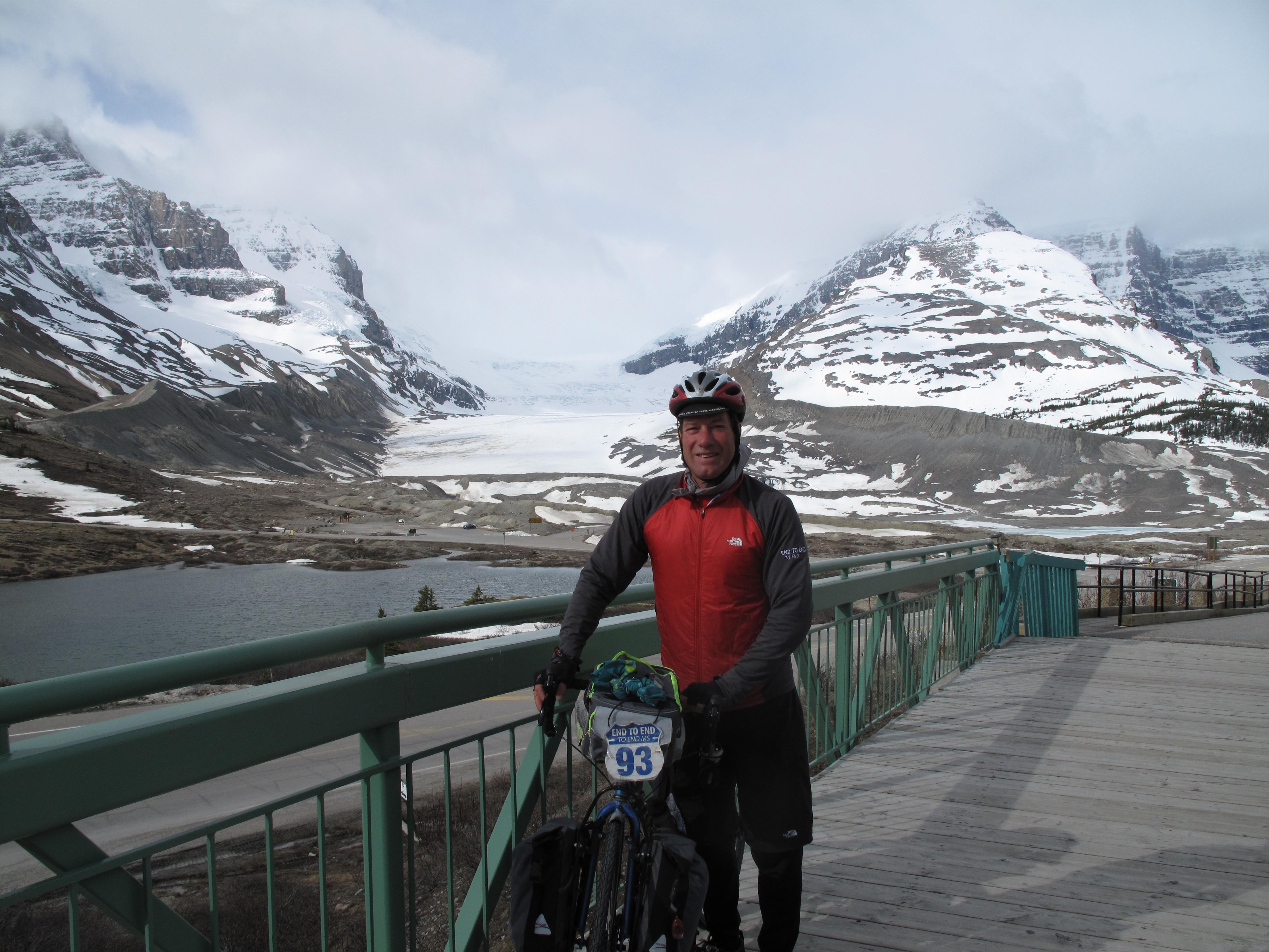 Hilda Creek To Jasper Cycling Beyond