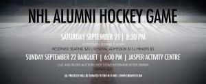 NHL Alumni Hockey Game