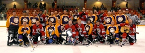 Hockey Night in Jasper