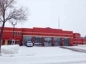Yorkton Fire Station