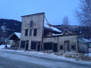 Historic Building Dawson City