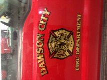 Dawson City Fire Truck